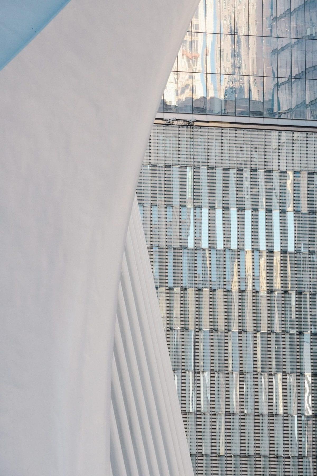 NYC Oculus WTC2