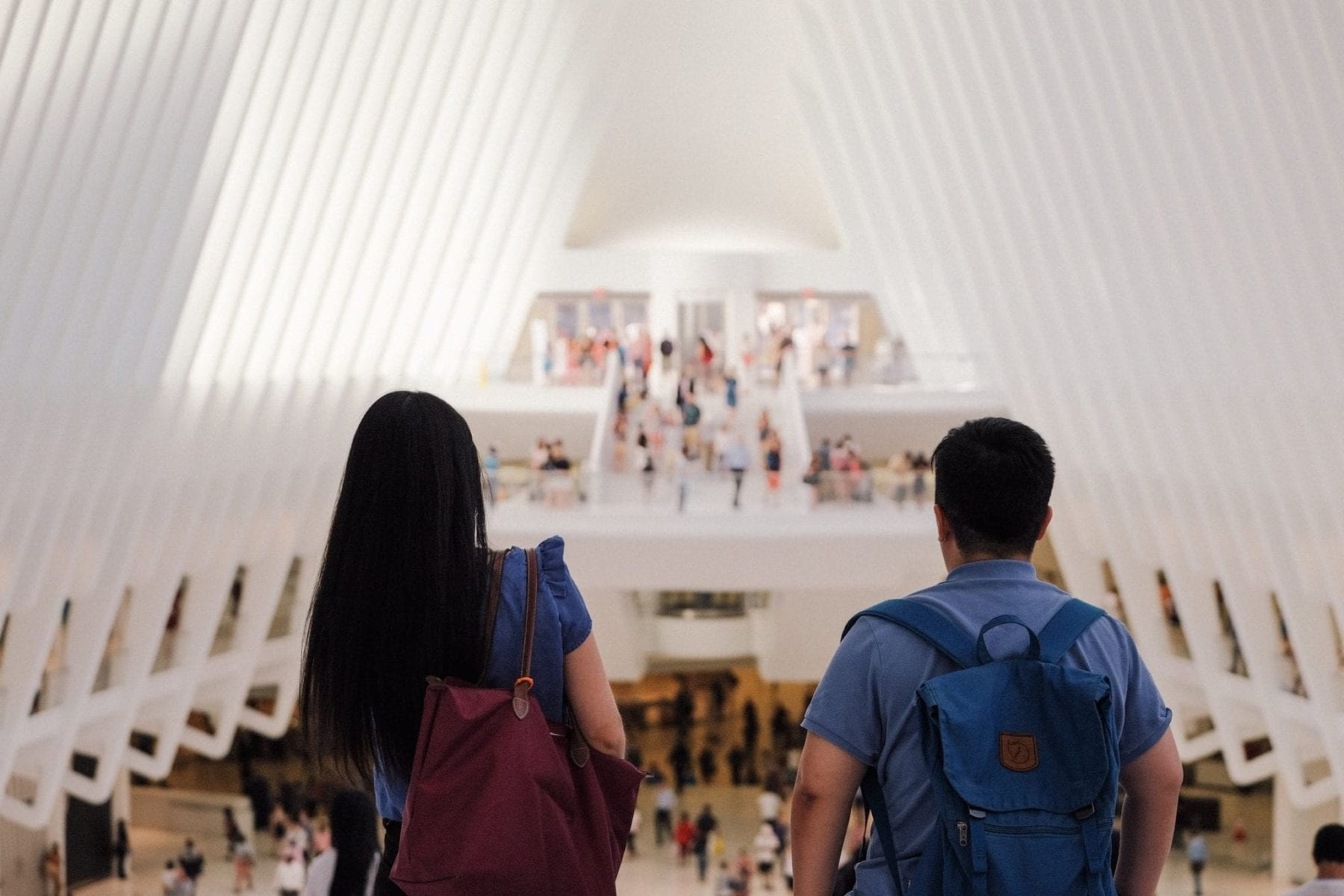 NYC Oculus WTC8